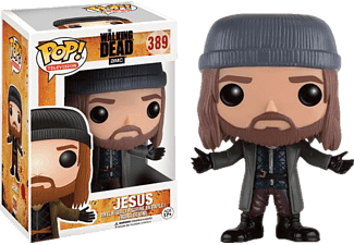 The Walking Dead Pop! Vinyl Figur Jesus
