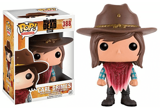 The Walking Dead Pop! Vinyl Figur Carl Grimes