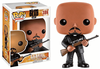The Walking Dead Pop! Vinyl Figur Gabriel