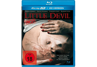 Little Devil (Uncut Edition) - (3D Blu-ray)