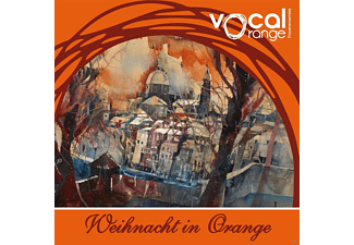 Vocal Orange-Frauen-a cappella-Ensemble - Weihnacht in Orange - (CD)