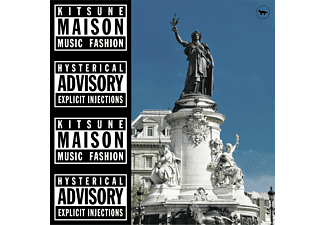 VARIOUS - Kitsune Maison 18 ( Music Fashion) - (Vinyl)