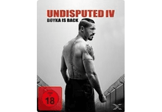 Undisputed 4 (Steelbook) - (Blu-ray)