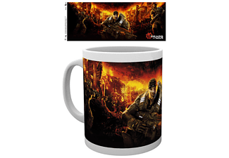 Gears of War 4 - Game Motiv 1 Tasse