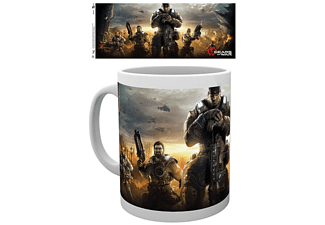 Gears of War 4 - Game Motiv 3 Tasse