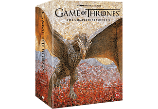 Game of Thrones S1-6 Action DVD