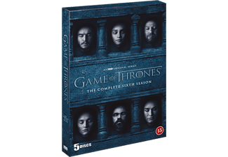 Game of Thrones S6 Action DVD