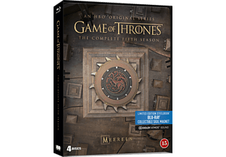 Game of Thrones S5 Steelbook Action Blu-ray