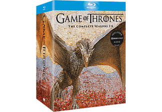 Game of Thrones S1-6 Action Blu-ray