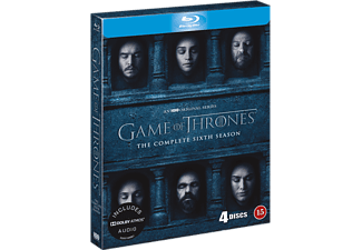 Game of Thrones S6 Action Blu-ray