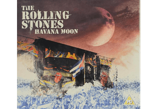 The Rolling Stones - Havana Moon (Limited DVD+2CD Set) - (DVD + CD)