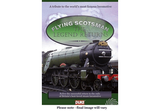 Flying Scotsman - The Legend Returns | DVD