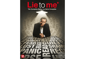 Lie To Me - Complete Collection | DVD