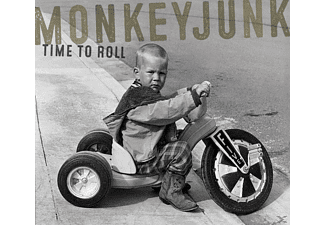 Monkeyjunk - Time to Roll - (CD)
