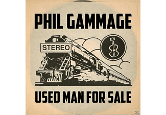 Phil Gammage - Used Man For Sale - (CD)