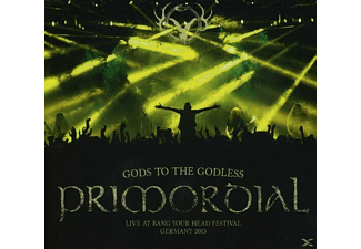 Primordial - Gods To The Godless (Live at BYH 2015) - (CD)