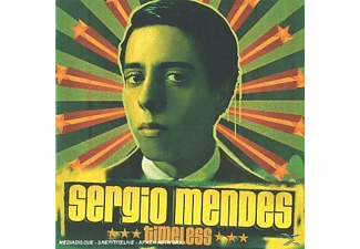 Sergio Mendes - Timeless - (CD)