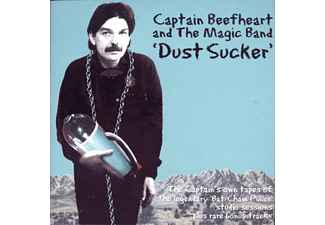 Captain Beefheart - DUST SUCKER - (CD)
