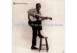 Josh White - FREE AND EQUAL BLUES - (CD)