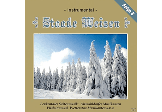 VARIOUS - STAADE WEISEN,8-INSTRUMENTAL - (CD)