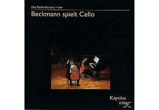 Thomas & Kayoko Beckmann - Beckmann Spielt Cello - (CD)