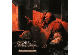 Mors Principium Est - Embers Of A Dying World - (CD)