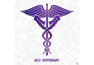 VARIOUS - Jazz Dispensary: Purple Funk - (Vinyl)