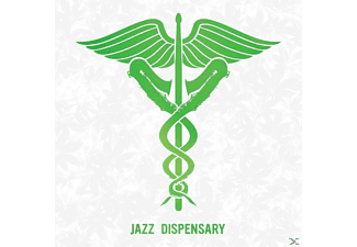VARIOUS - Jazz Dispensary: Og Kush - (Vinyl)