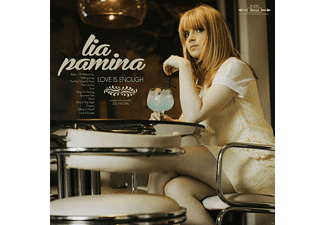 Lia Pamina - Love Is Enough - (CD)