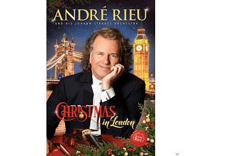 André Rieu - Christmas In London - (Blu-ray)