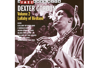 Dexter Gordon - Lullaby Of Birdland - (CD)