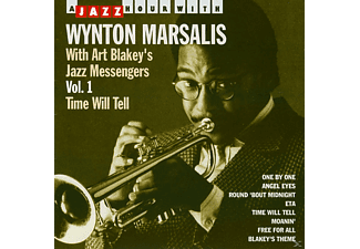 Wynton With Art Blakey's Jazz Messengers Marsalis - Time Will Tell - (CD)