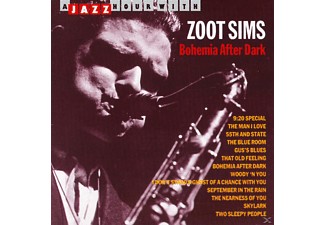 Zoot Sims - Bohemia After Dark - (CD)