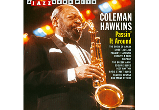 Coleman Hawkins - Passin' It Around - (CD)