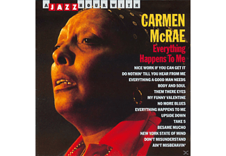 Carmen McRae - Everything Happens To Me - (CD)