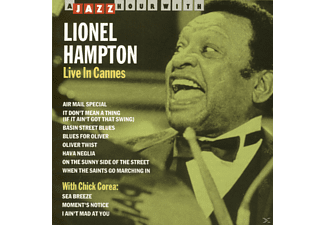 Lionel Hampton, Oliver Jackson Orchestra, Cannes 2 - Live In Cannes - (CD)