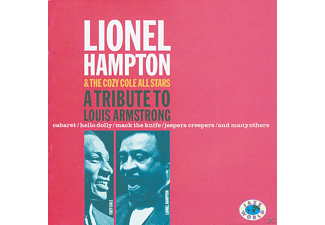 Lionel & The Cozy Cole All Stars Hampton - A Tribute To Louis Armstrong - (CD)