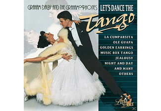 VARIOUS - LET'S DANCE THE TANGO - (CD)