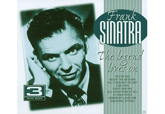 Frank Sinatra - The Legend Lives On - (CD)