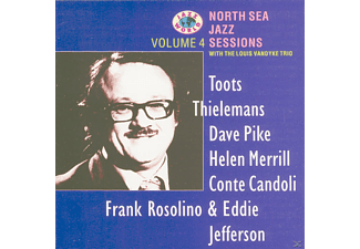 Louis Trio Vandyke - North Sea Jazz Sessions Vol.4 - (CD)