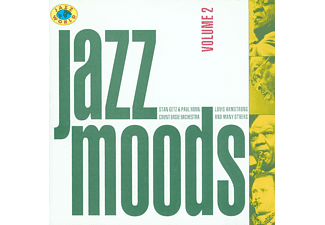 VARIOUS - Jazz Moods Vol. 2 - (CD)