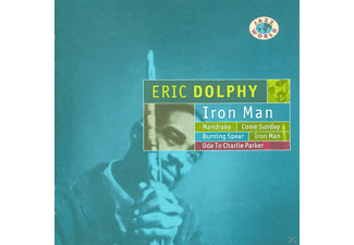 Eric Dolphy - Iron Man - (CD)