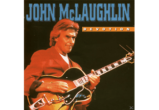 John McLaughlin - Devotion - (CD)