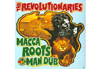 Revolutionairies - Macca Rootsman Dub - (CD)