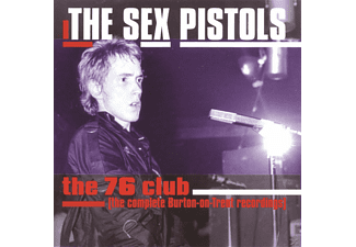 The Sex Pistols - The 76 Club ( Live) - (CD)