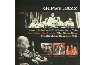 VARIOUS - Gipsy Jazz - (CD)