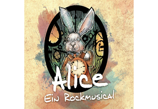 Alice Cd Cast - Alice-Ein Rockmusical - (CD)