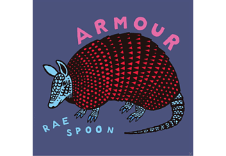 Rae Spoon - Armour - (CD)