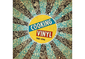 VARIOUS - Cooking Vinyl 30th Anniversary - (CD)