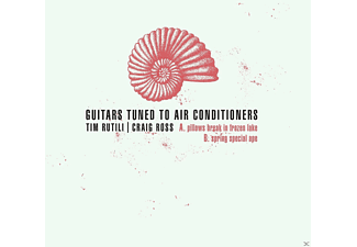Tim Rutili, Craig Ross - Guitars Tuned To Air Conditioners - (Vinyl)